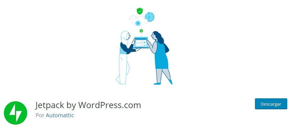 comentarios jetpack para wordpress