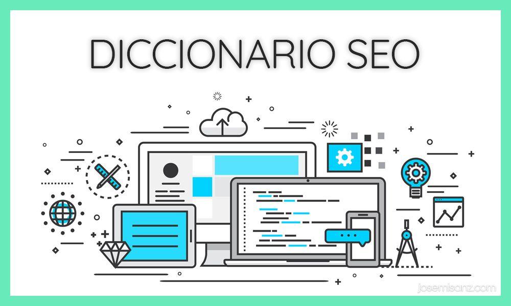 diccionario de posicionamiento SEO
