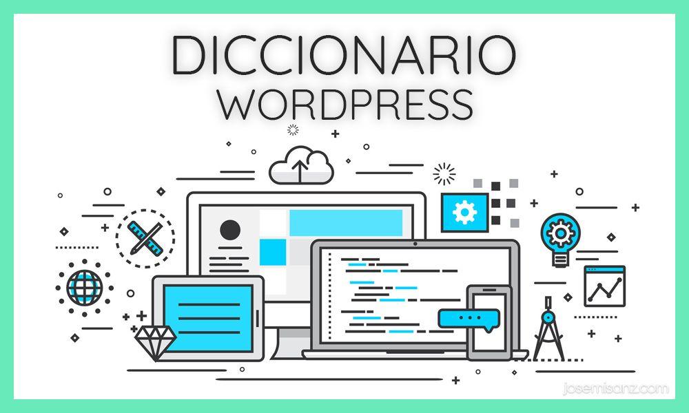 diccionario de Wordpress